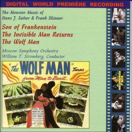 Frank Skinner & Hans J. Salter: Monster Music
