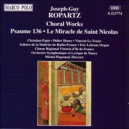 Ropartz: Choral Works