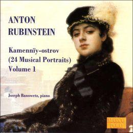 Anton Rubinstein: Kamennïy-ostrov, Vol. 1