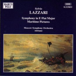Sylvio Lazzari: Symphony; Maritime Pictures
