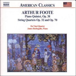 Chamber Music 1 (Arthur Foote / Barbagallo)