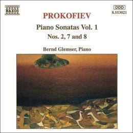 Prokofiev: Piano Sonatas, Vol. 1