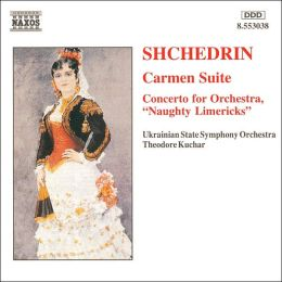 Shchedrin: Carmen Suite; Concerto for Orchestra