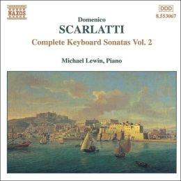 Domenico Scarlatti: Complete Keyboard Sonatas, Vol.2