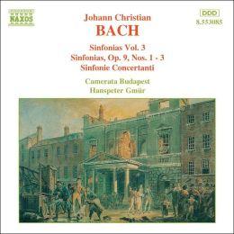 Bach: Sinfonias Vol. 3