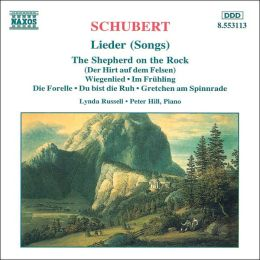 Schubert: Lieder (Songs)