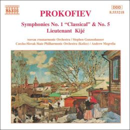 Prokofiev: Symphonies Nos. 1 & 5: Lieutenant Kijé