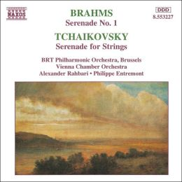 Brahms: Serenade No. 1; Tchaikovsky: Serenade for Strings