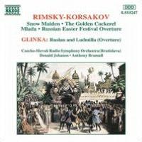 Rimsky-Korsakov, Glinka: Overtures