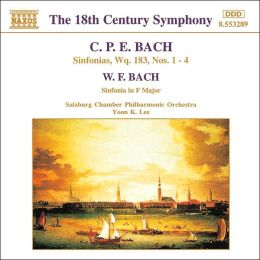 CPE & WF Bach