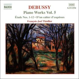 Debussy: Piano Works, Vol. 5