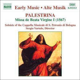 Palestrina: Missa de Beata Virgine 1 (1567)
