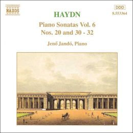 Haydn: Piano Sonatas Vol. 6, Nos. 20 and 30-32