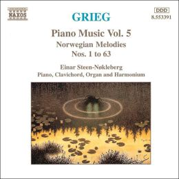 Grieg: Piano Music, Vol. 5