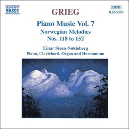 Grieg: Piano Music, Vol. 7