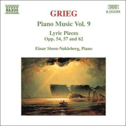 Grieg: Piano Music, Vol. 9