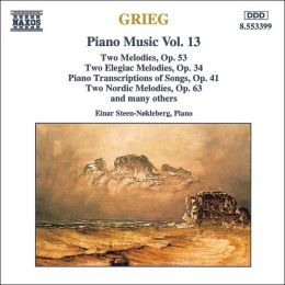 Grieg: Piano Music, Vol. 13