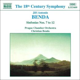 Benda: Sinfonias Nos. 7 to 12