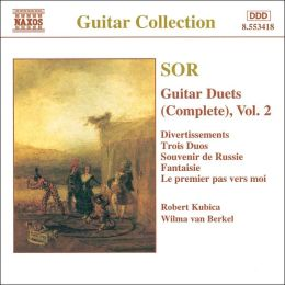 Sor: Guitar Duets, Vol. II