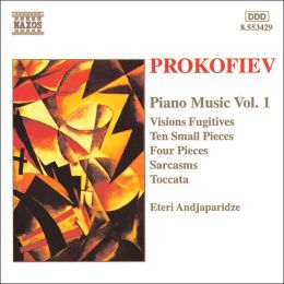 Prokofiev: Piano Music Vol.1