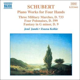 Schubert: Piano Works for Four Hands, Vol. 2