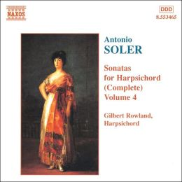 Soler: Sonatas for Harpsichord (Complete), Vol. 4