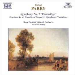 Parry: Symphony No. 2