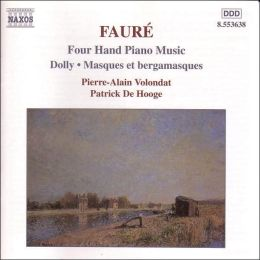 Fauré: Four Hand Piano Music