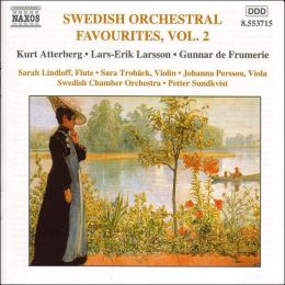 Swedish Orchestral Favorites, Vol. 2