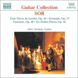 Sor: Complete Guitar Music Vol. 9