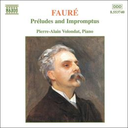 Fauré: Piano Works Vol. 5