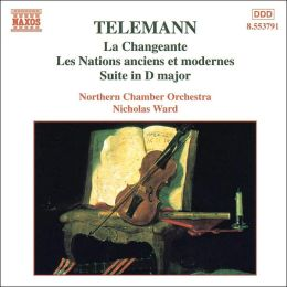 Telemann: Overture Suites / Changeante