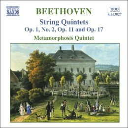 Beethoven: String Quintets, Vol. 1