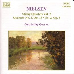 Nielsen: String Quartets Vol.2