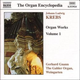 Krebs: Organ Works Vol.1