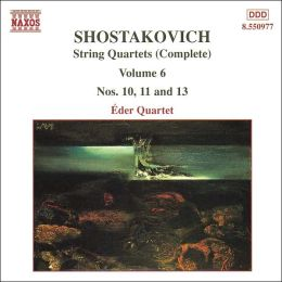 Shostakovich: String Quartets (Complete), Vol. 6