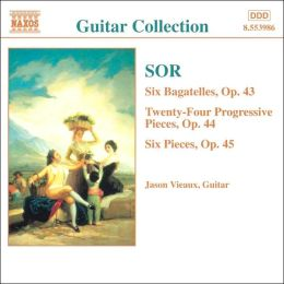 Sor: Complete Guitar Music, Vol. 10