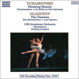 Tchaikovsky / Glazunov: Ballet Music