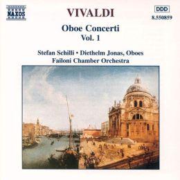 Vivaldi: Oboe Concerti, Vol. 1