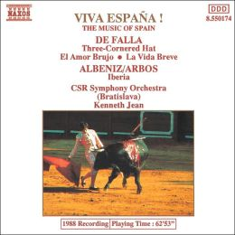 Viva Espãna!: The Music of Spain