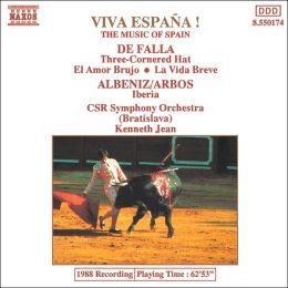 Viva Espãna!: The Music of Spain