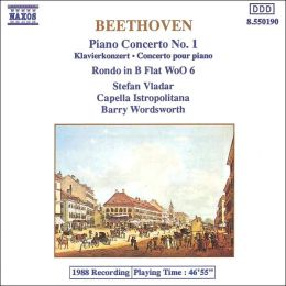 Beethoven: Piano Concerto No. 1, Rondo in B flat