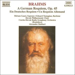 Brahms: A German Requiem