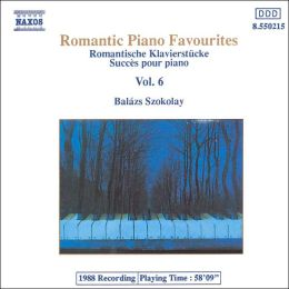 Romantic Piano Favourites, Vol. 6