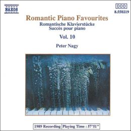 Romantic Piano Favourites, Vol. 10