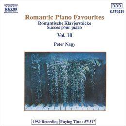 Romantic Piano Favourites, Vol. 10