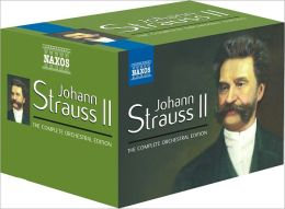 Johann Strauss II: Complete Orchestral Edition