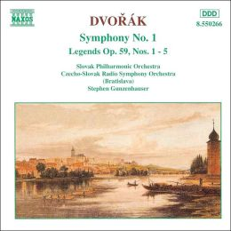 Dvorák: Symphony No. 1; Legends Nos. 1-5
