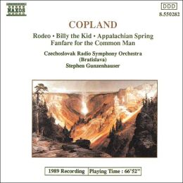 Copland: Appalachian Spring, Rodeo, etc.