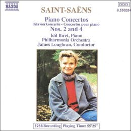 Saint-Saëns: Piano Concertos Nos. 2 & 4